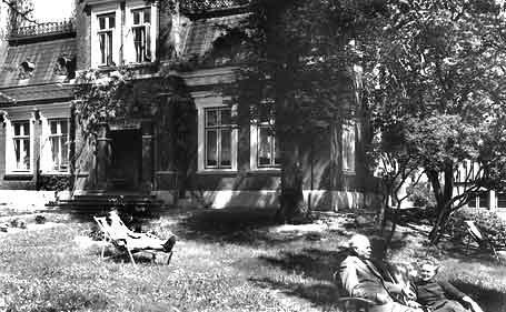 Geschichte Hotel Dorn Büsum